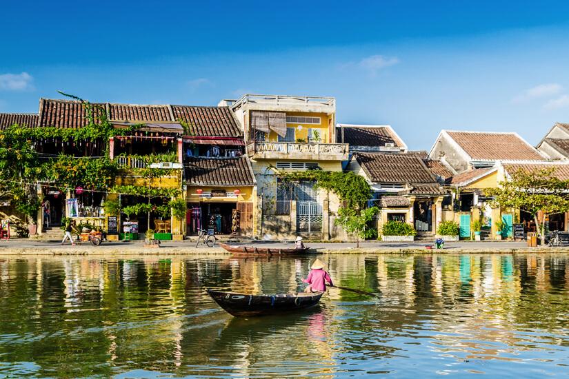 Hafenstadt Hoi An