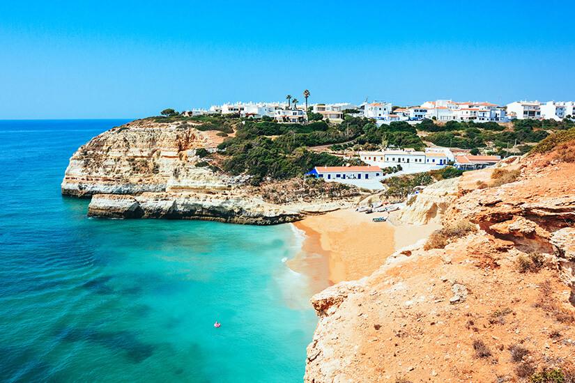 Faro gilt als Hauptstadt der Algarve
