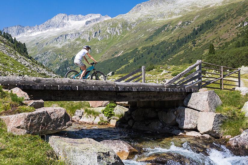 Mountainbiking in Tirol