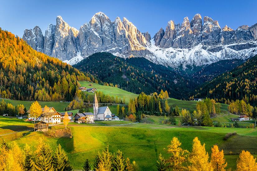 Tirol im Herbst