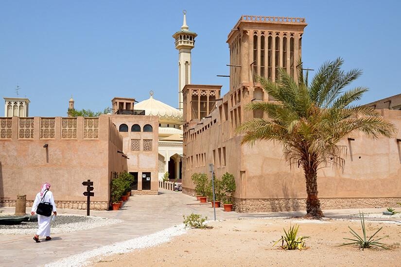 Stadtteil Al Fahidi