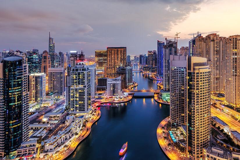 Auf den Spuren des Dubai Creek