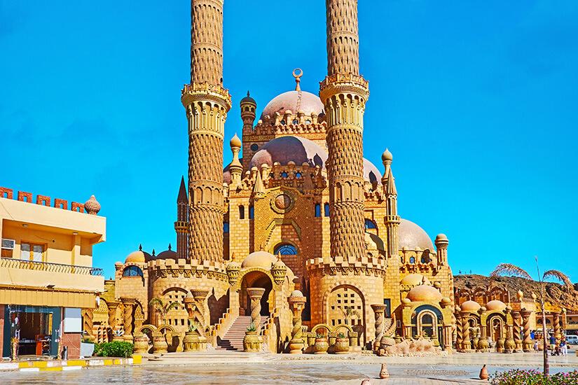 Al Mustafa Moschee in Sharm el Sheikh