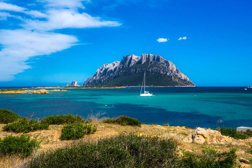 Die Insel Tavola als Teil eines Meeresschutzgebiets