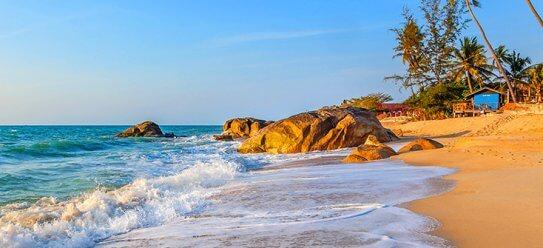 Koh Samui: Thailands Inselschönheit