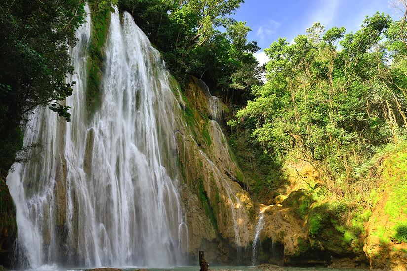 Wasserfall Salto de Limon