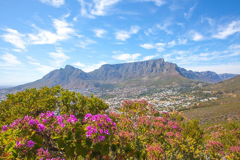 Tafelberg, Kapstadts Wahrzeichen