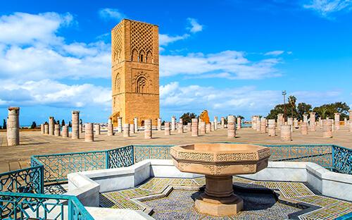 Kultur in Marrakesch, Fes & Rabat