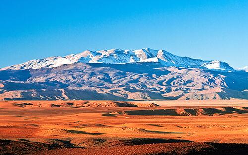Wandern im faszinierenden Atlasgebirge