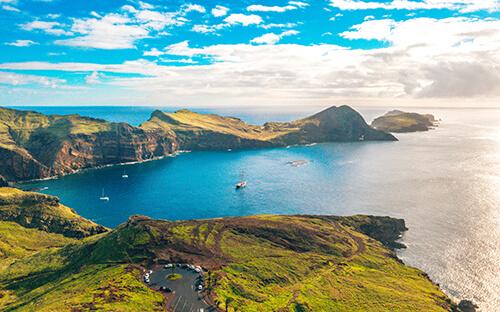 15 Inseln mit 330 Sonnentagen im Jahr