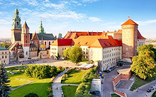 Kulturstädte Krakau, Danzig & Breslau