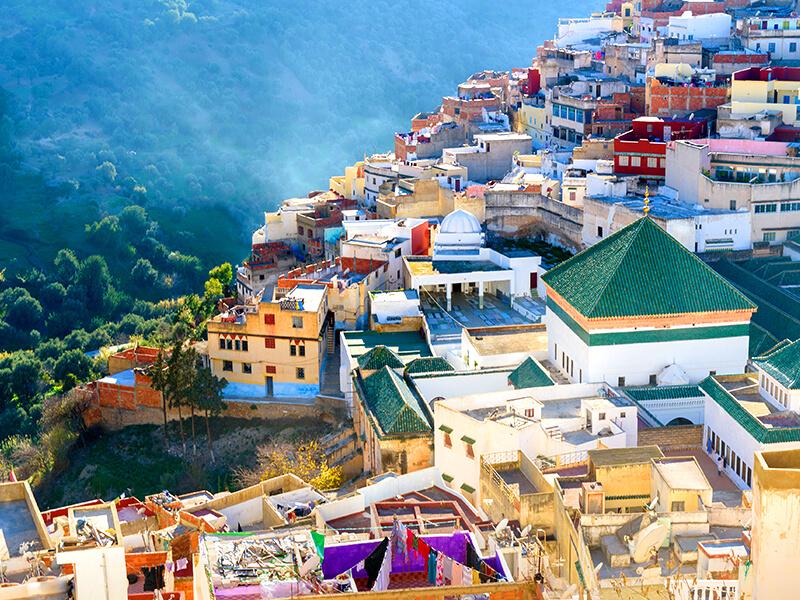 Stadt in Marokkko