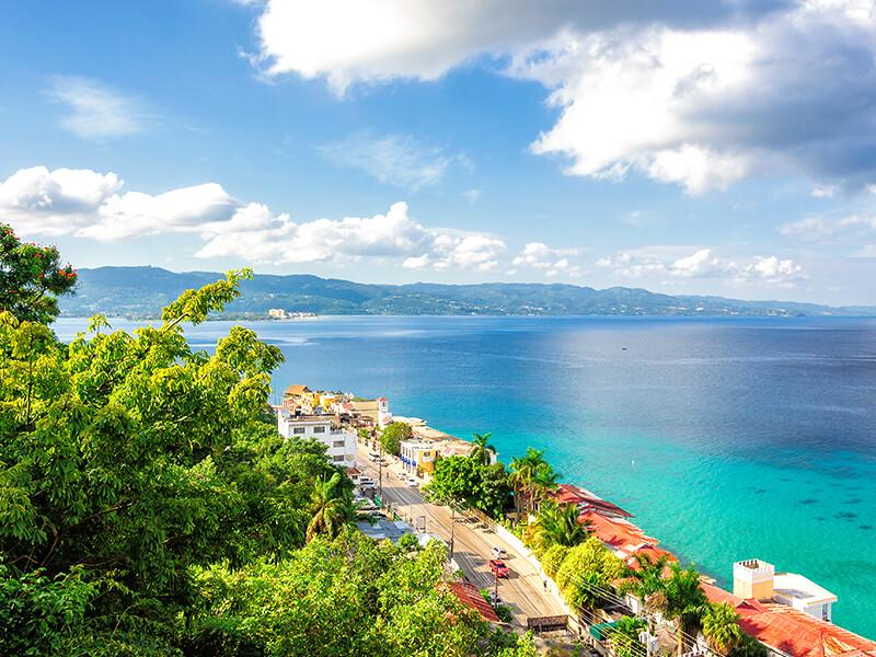 Montego Bay auf Jamaika