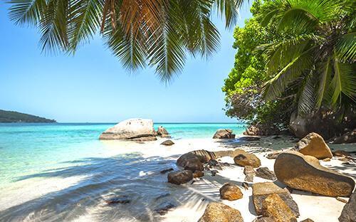 Vielfältige Inseln Mahé, Praslin & La Digue