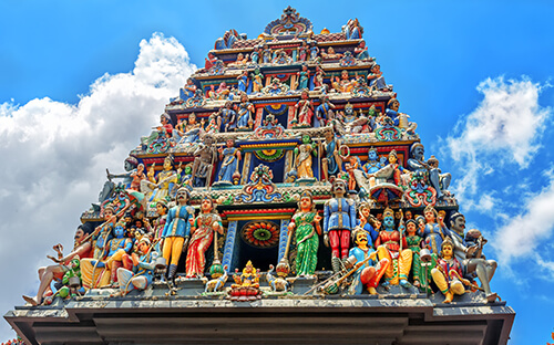 Little India, Chinatown & Kampong Glam