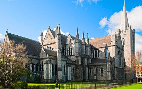 Wahrzeichen St. Patrick's Cathedral