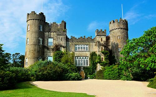 Geführte Besichtigung im Dublin Castle