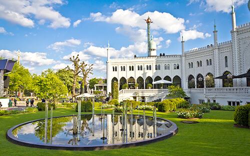 Tivoli - ältester Freizeitpark der Welt