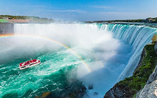 Tagestrip zu den Niagarafällen
