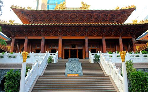 Buddhistischer Jing'an-Tempel