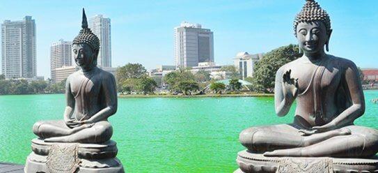 Rundreise: Wilpattu, Sigiriya & Colombo