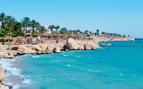 Beachlife am Na'ama Bay & Ras Um Sid