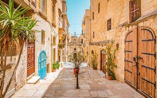 Geschichte & Lebensart in Valletta
