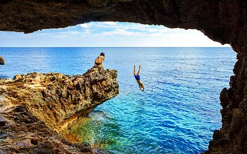 Strand & Natur Cape Greco Nationalpark