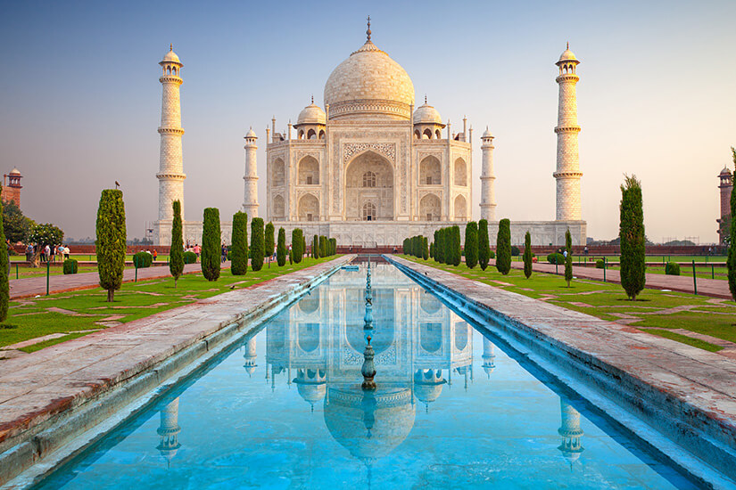 Wo Steht Das Taj Mahal