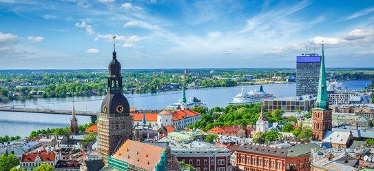 Lettland: Wandern, Kultur und Erholung