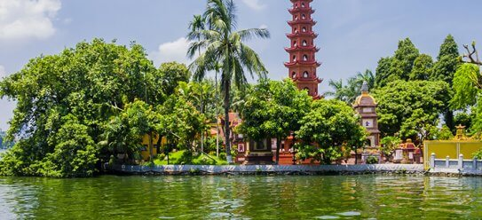 Rundreise: Hanoi, Halong & Mekong