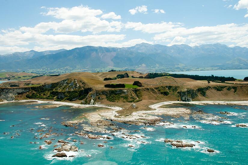 Kaikoura in Neuseeland