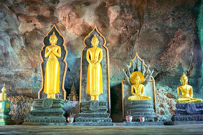Wat Tham Suwan Khuha Höhle