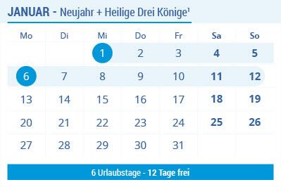 Heilige Drei Könige Feiertag Rheinland Pfalz