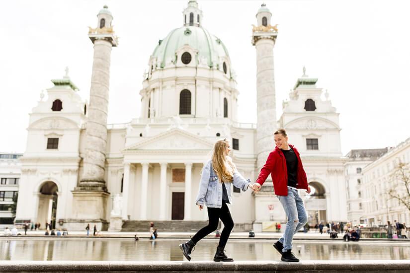 Eine schöne Zeit in Wien verbringen