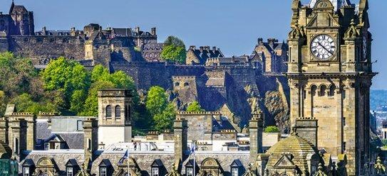 Edinburgh: Sehenswürdigkeiten & Tipps
