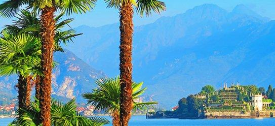 Lago Maggiore: Schöne Orte am See