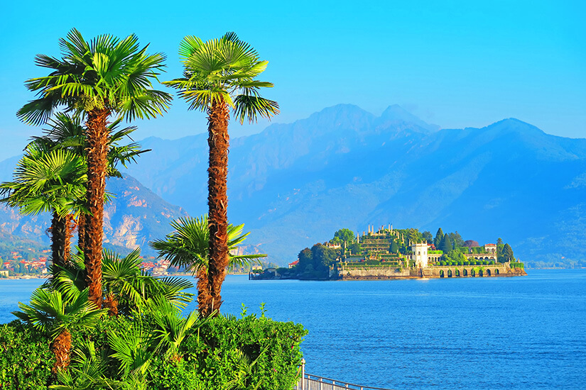 Bella im Lago Maggiore