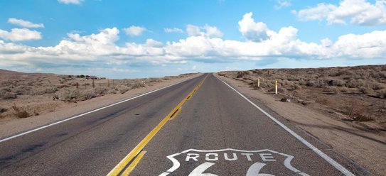 Route 66: Roadtrip durch die USA