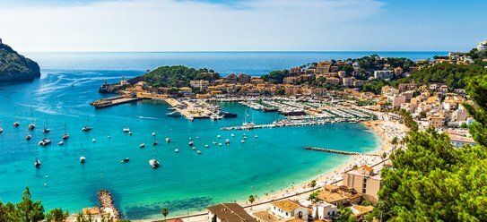Port de Sóller: Geheimtipp auf Mallorca