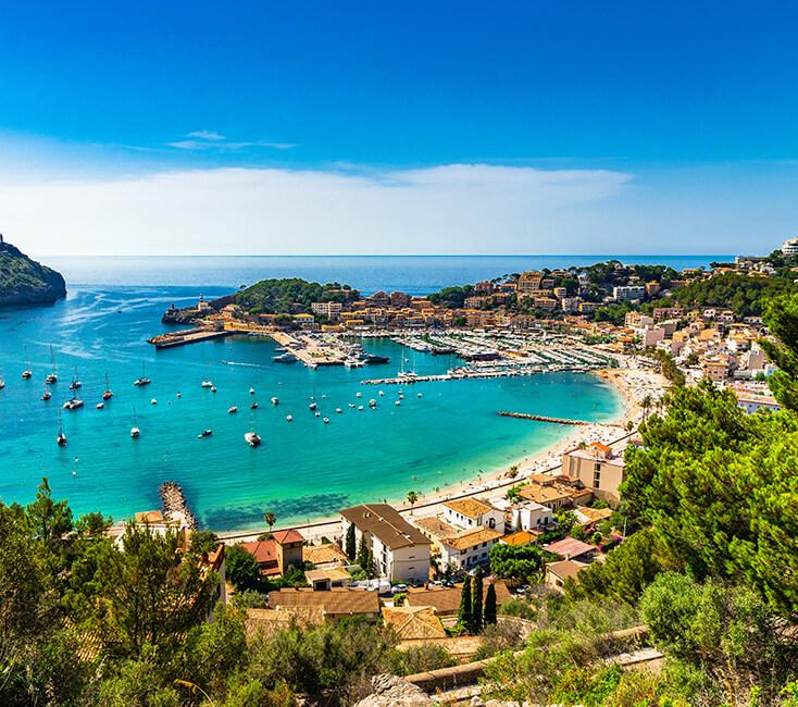 Muttermund Auf Mallorca: Port De Sóller: Reisetipps Für Den Hafenort Auf Mallorca
