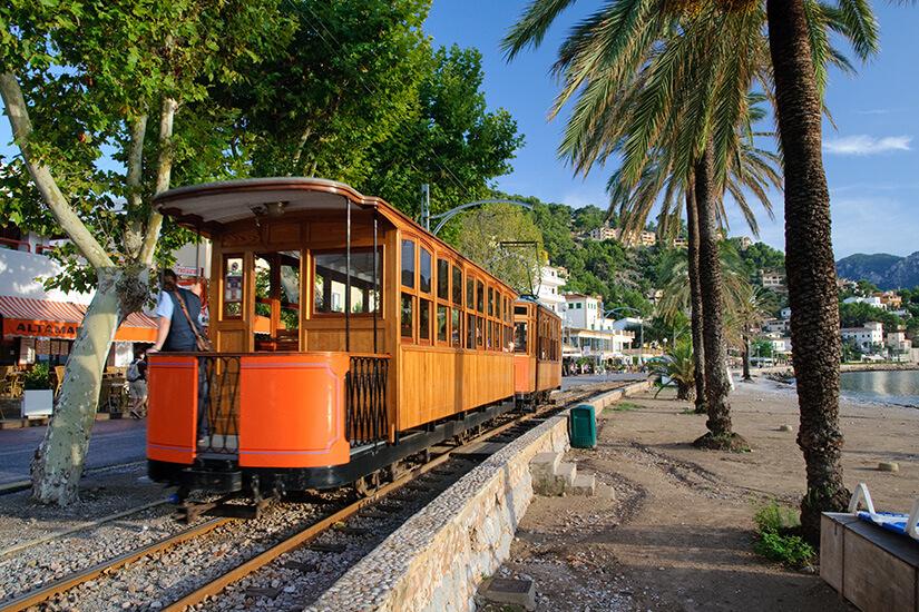 Straßenbahn Tren de Sóller