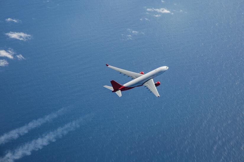 Welcher ist der längste Flug der Welt?
