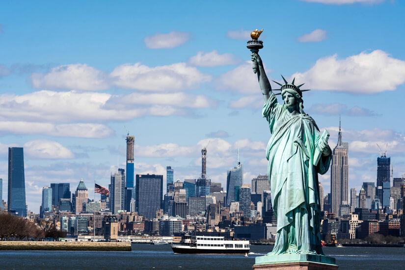 Der längste Flug der Welt bringt euch nach New York