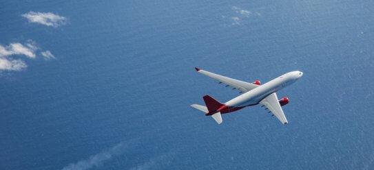Längster Flug der Welt