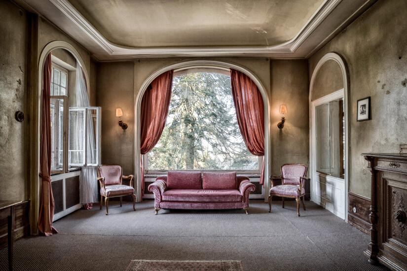 Im Grand Hotel Waldlust steht die Zeit still