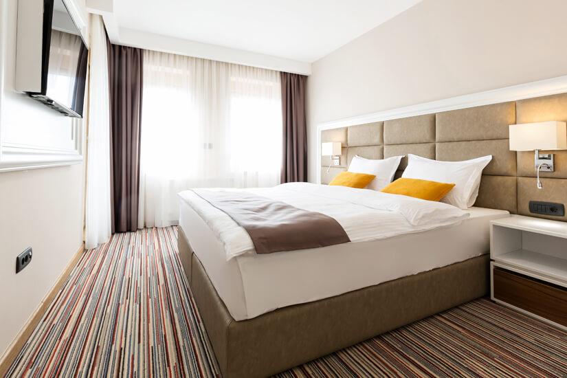 Doppelzimmer als Alternative zum Familienzimmer