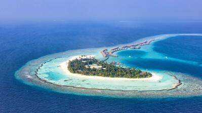 Inselchen der Malediven