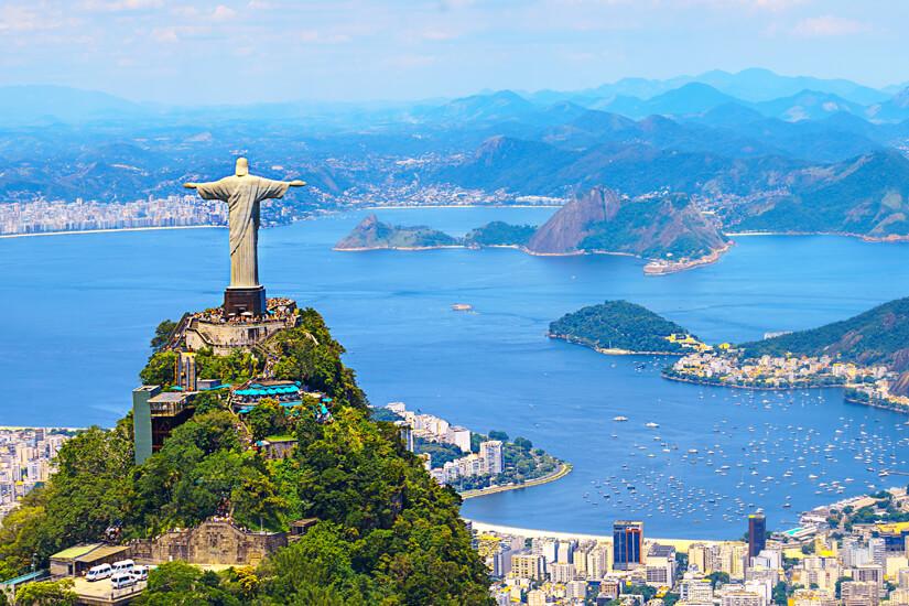 Pulsierende Metropole Rio de Janeiro