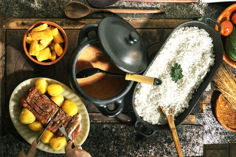 In Brasilien gibt es besonders hochwertiges Fleisch